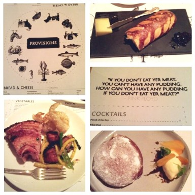 We enjoyed an amazing spread at The Pass & Provisions.