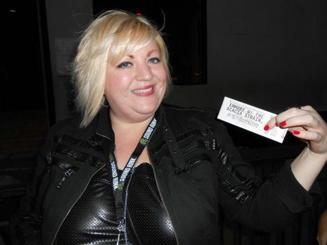 Sara-tickets