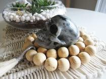 This large labradorite skull is definitely one of my favorites.